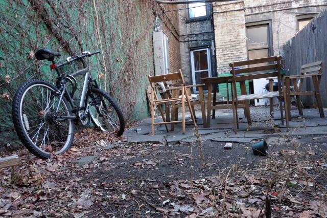 Gerard&Sandra's backyard