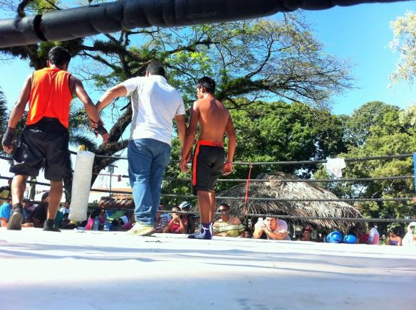 Boxeo chavales