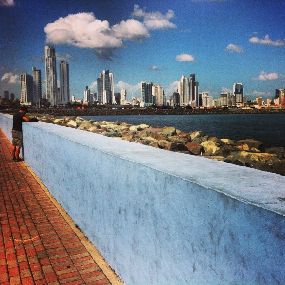 Pablito y Panamá City