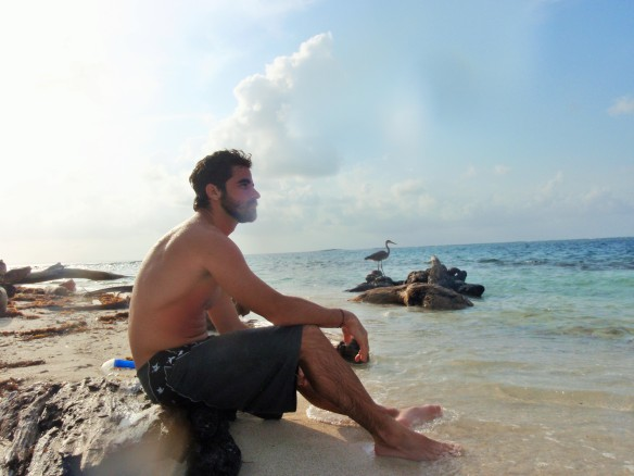 Carlos y el mar