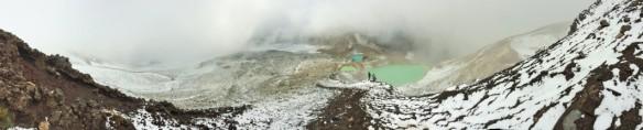 Panoramic Tongariro